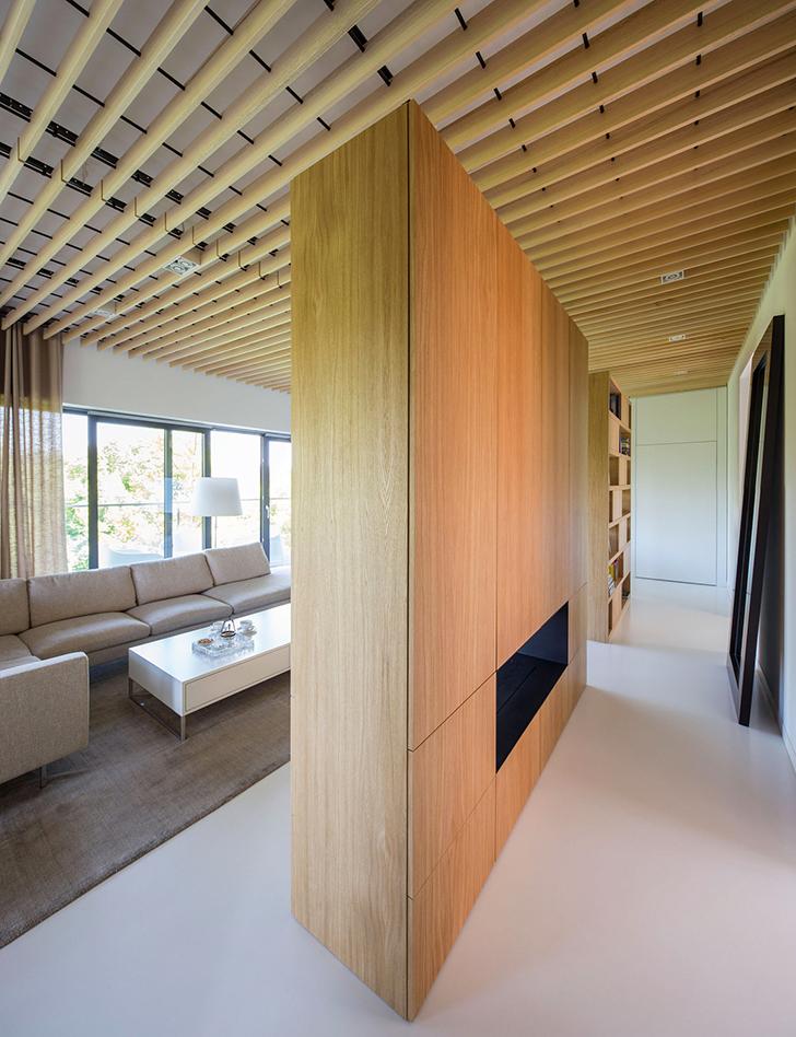 полмерные декоративные полы в межкомнатных помещениях